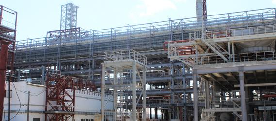 Реализуем проекты любой сложности в области нефтегазового строительства
