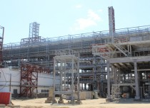 Строительство установки гидроочистки бензина каталитического крекинга